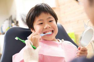 練馬区武蔵関、みたに歯科医院の小児歯科
