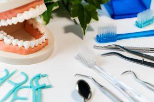 練馬区武蔵関、みたに歯科医院のむし歯治療、歯科医院