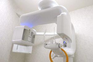 練馬区武蔵関、みたに歯科医院のCTのご案内